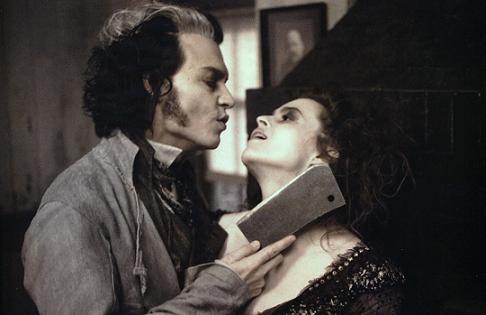 Terceira indicação de Depp ao Oscar de melhor ator e mais uma parceria com Burton. Na trama, ele vive um barbeiro que retorna à Londres para se vingar daqueles que o fizeram ficar aprisionado durante 15 anos.